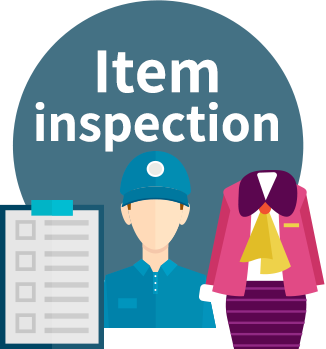 Item inspection