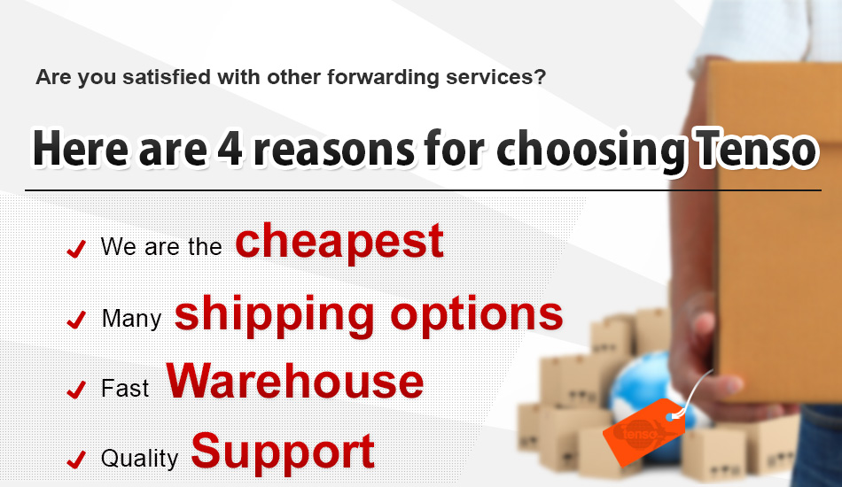 Here are 4 reasons for choosing tenso